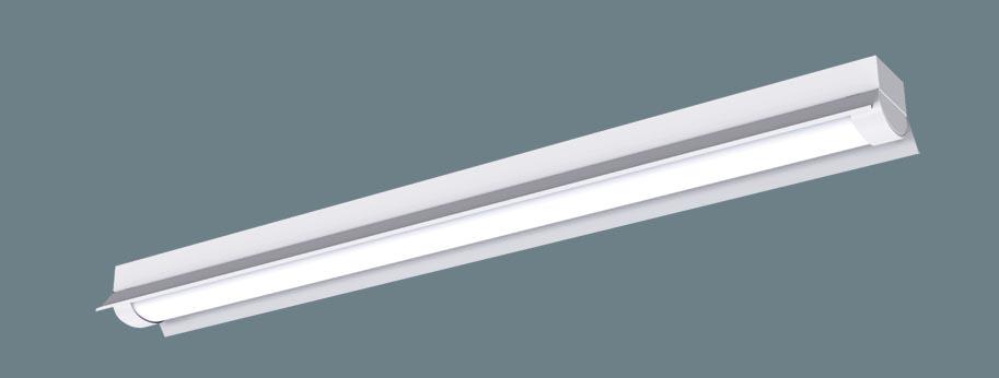 パナソニック XLJ441KENKLE9 (本体NNWK41080+ライトバーNNW4470ENKLE9) iDシリーズ 低温用 天井直付型 40形 一体型LEDベースライト FLR40形×2灯器具節電タイプ・反射笠付型
