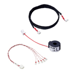 パナソニック MKN744301 AiSEG用分岐増設用CT(30A)(ケーブル長1.5m)(5回路+25回路 単2自立分電盤用)