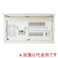河村電器 CLCM 3413-2FL  過電流警報装置付ホーム分電盤
