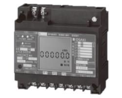 大崎電気工業 A5DA-RS31 100V 30A 60Hz 電子式電力量計 普通電力量計(屋内耐候・発信装置付) 普通級 単相2線式 検定付 【旧A5CA-S31R100V30A】
