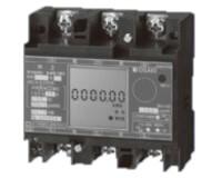 大崎電気工業 A5DA-RS31 200V 120A 60Hz 電力量計 普通級 単相2線式 発信装置付 検定付 【旧A5CA-S31R200V120A】