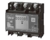 大崎電気工業 A5HA-N1R 100V120A 60Hz 電力量計 普通級 単相2線式 RS-485通信機能付 検定付