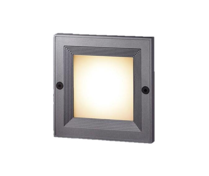 パナソニック NNY21236KLE1 壁埋込型(埋込ボックス取付) LED(電球色) フットライト 防雨型