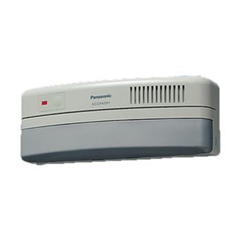 パナソニック ECD3420H マモリエ 小電力型ワイヤレス熱線センサー送信器(屋側用)(受信器連動警報機能付)(アイボリーグレー)