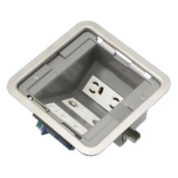 パナソニック DUM4362K1 マルチフロアコン マルチメディア用器具ユニット   ●受注品
