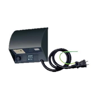 パナソニック EE45534B スマート(電子)消灯タイマ付EEスイッチ付フル接地防水コンセント