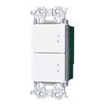 再販ご予約限定送料無料 WTY2402W パナソニック リンクプラス埋込ダブルスイッチ アドバンスシリーズ 激安超特価