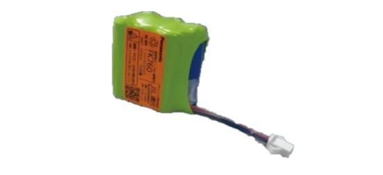 パナソニック FK760 ニッケル水素蓄電池 交換電池(バッテリー)
