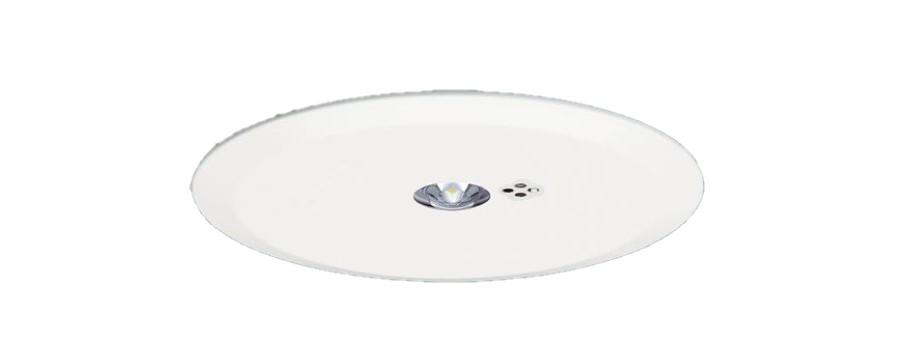 【特価商品】パナソニック NNFB93635J リニューアル用 天井埋込型 LED(昼白色) 非常用照明器具 一般型(30分間) リモコン自己点検機能付/埋込穴φ200