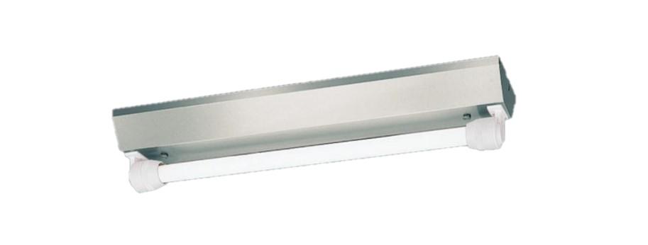 パナソニック NNFW21021JLE9 【ランプ別売】 天井直付型 20形 直管LEDランプベースライト ステンレス製 防湿型・防雨型