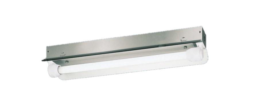 パナソニック NNFW21271KLE9 【ランプ別売】 天井直付型 20形 直管LEDランプベースライト ステンレス製 防湿型・防雨型