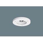 パナソニック NNFB93717J 天井埋込型 LED(昼白色) ダウンライト(非常用) 一般型(30分間)・高天井用 防湿型・防雨型・リモコン自己点検機能付/埋込穴φ150