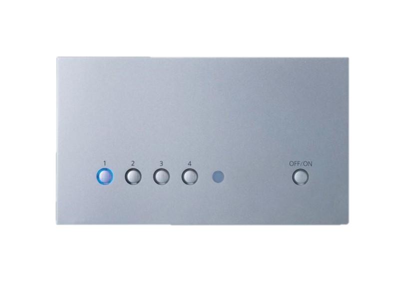 パナソニック NQ28752SK リビングライコン5回路マルチ高機能調光タイプ(親器)