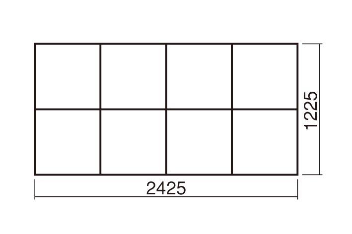 【受注品】パナソニック FYY80048 取付枠 SmartArchi(スマートアーキ)