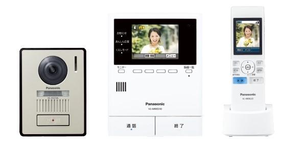 VL-SWE310KL 年末年始大決算 上等 パナソニック ワイヤレスモニター付テレビドアホン 録画機能付 電源コード式 VLSWE310KL Panasonic
