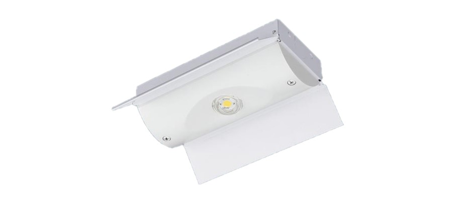 パナソニック NNLG01517 天井直付型 LED(昼白色) 非常用照明器具 予備電源別置型・LED低~中天井用(~6m