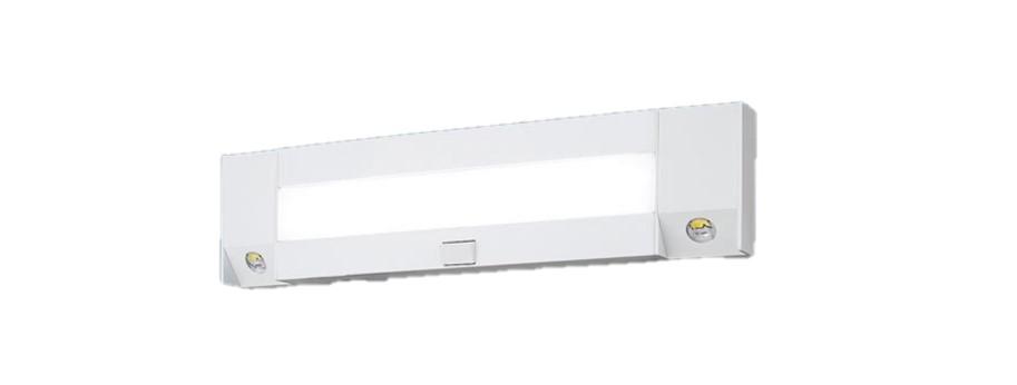 パナソニック XLF213UNNLE9 壁直付型 20形 一体型LEDベースライト(非常用) シンプルセルコン階段非常灯ひとセンサON/OFF・自己点検スイッチ付・リモコン自己点検機能付・非常時LED一般出力型