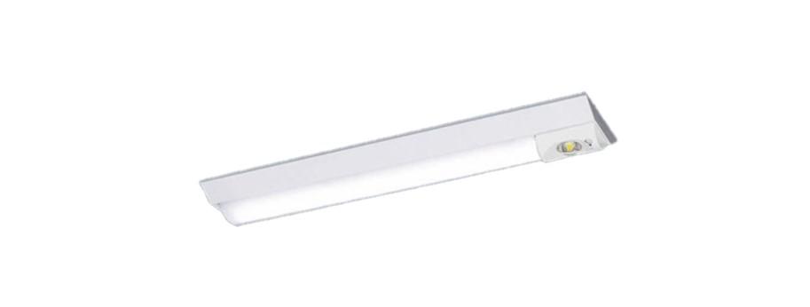 パナソニック XLG201AGNJLE9 天井直付型 20形 一体型LEDベースライト(非常用) 自己点検スイッチ付・リモコン自己点検機能付・非常時LED一般出力型 【旧XLG201AENLE9/XLG201AGNLE9】