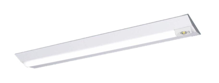 パナソニック XLG411DGNLE9 天井直付型 40形 一体型LEDベースライト(非常用) 自己点検スイッチ付・リモコン自己点検機能付・非常時LED一般出力型 【旧XLG411DENLE9】