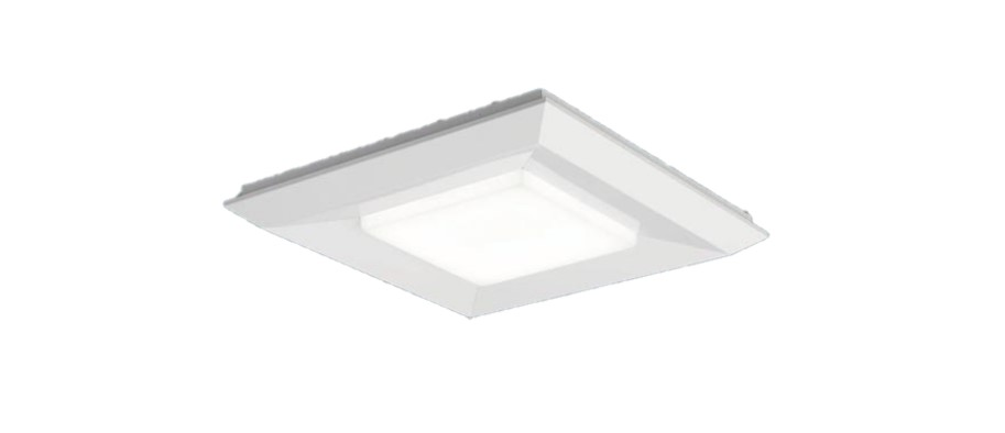 パナソニック XLX140AEWLA9 一体型LEDベースライト スクエア LED