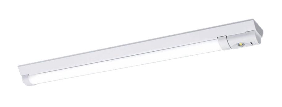 パナソニック XWG452AGNLE9 天井直付型 40形 一体型LEDベースライト(非常用) 防湿型・防雨型・自己点検スイッチ付・リモコン自己点検機能付・非常時LED一般出力型 【旧XWG452AENLE9】