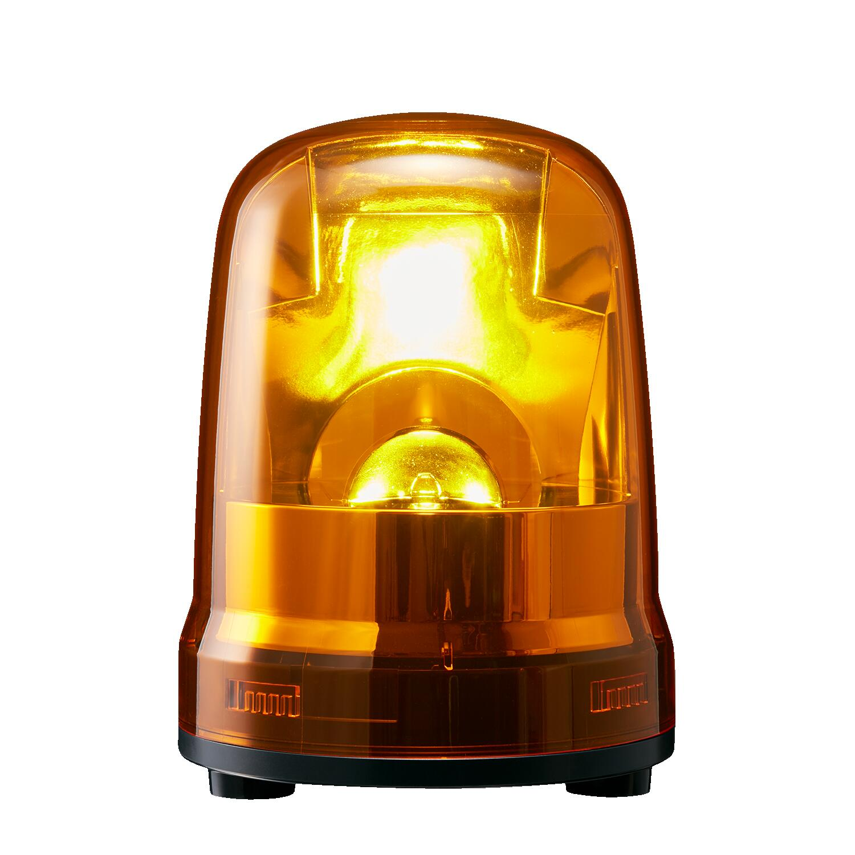 SKP-M2J-Y 【メーカー欠品中】パトライト SKP-M2J-Y 回転灯 SKシリーズ 黄 【SKPM2JY】