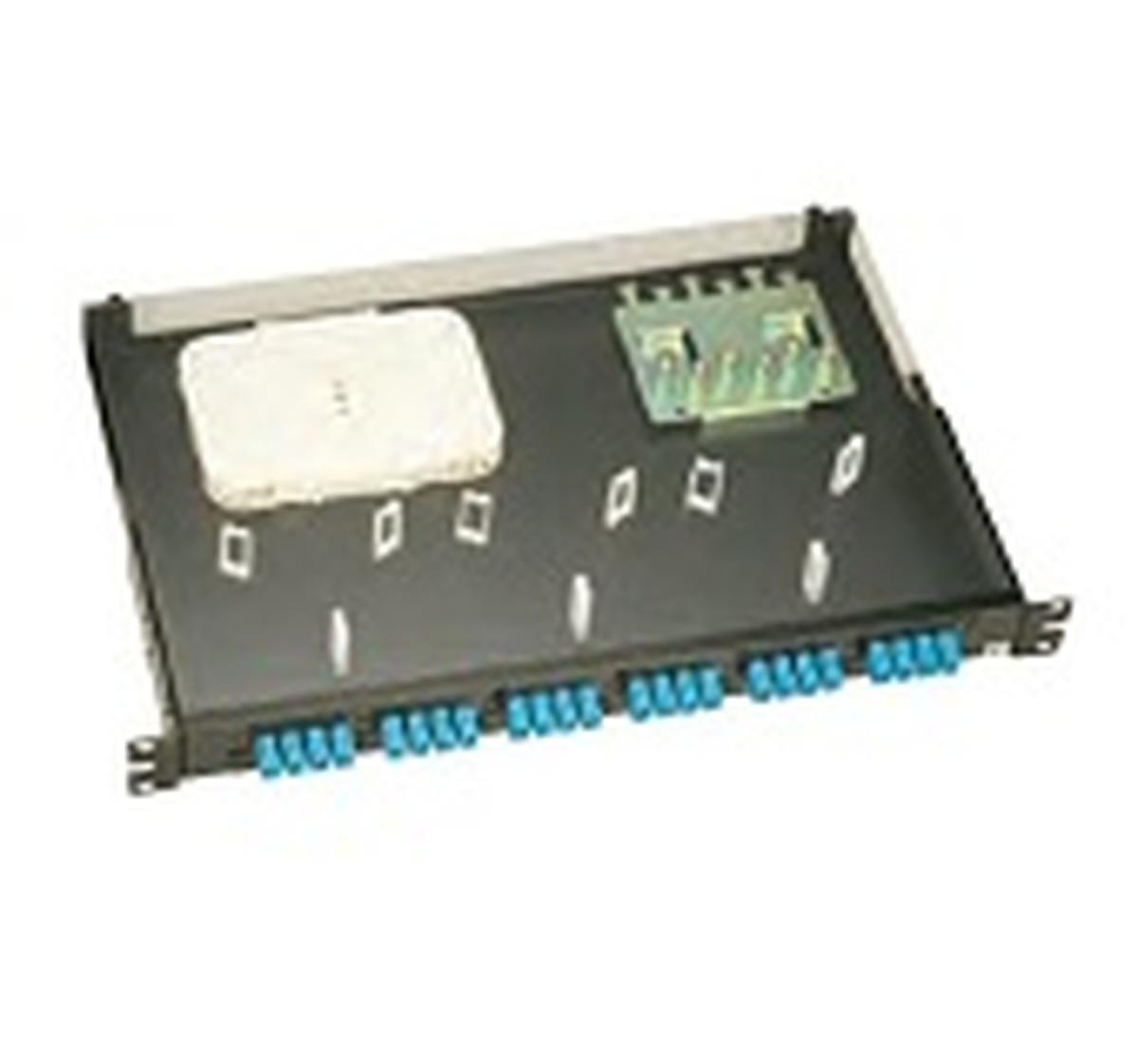 寺田電機 FPD10204T FPD 1U 4芯 SC テープ芯線用