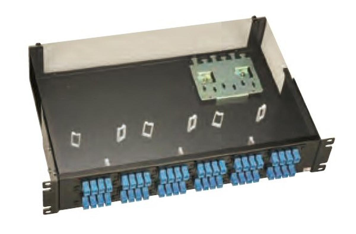 寺田電機 FPN20248 FPN 2U 48芯 SC
