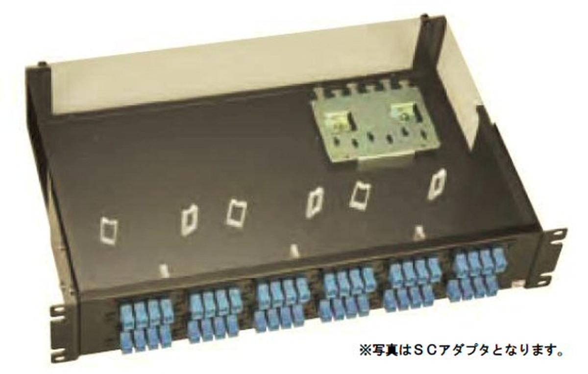 【受注品】寺田電機 FPN21288 FPN 2U 88芯 LC(2連式)