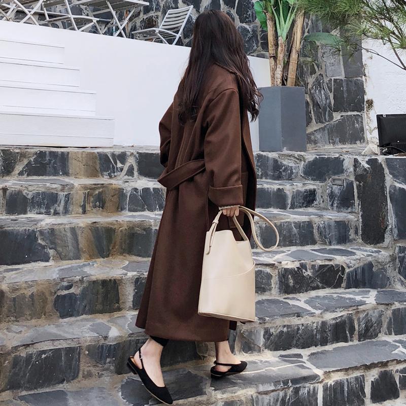 【IRIS】送料無料 超ロングコート ロングコート レディース ピーコート 女性服 Pコート ロング丈 春 防寒