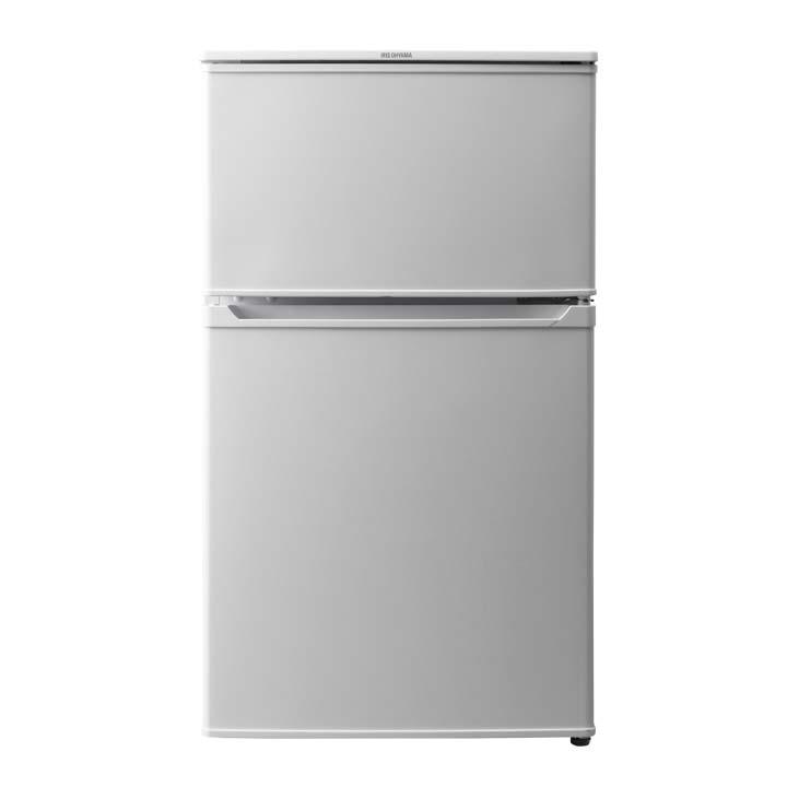 冷蔵庫 90L IRR-90TF-W[公式ショップ限定保証] アイリスオーヤマ