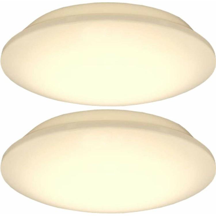 LEDシーリングライト メタルサーキットシリーズ シンプルタイプ 8畳 調色 CL8DL-6.0 2個セット アイリスオーヤマ