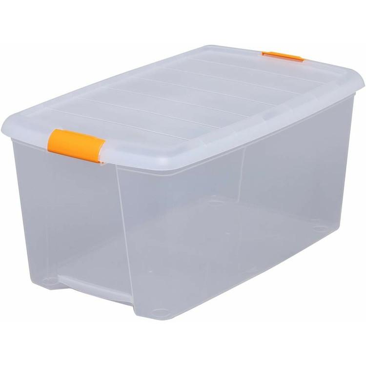 【8個セット】高い所BOX TB-64D アイリスオーヤマ 衣類収納ケース 衣装ケース 収納ボックス 押入れ プラスチック フタ付き