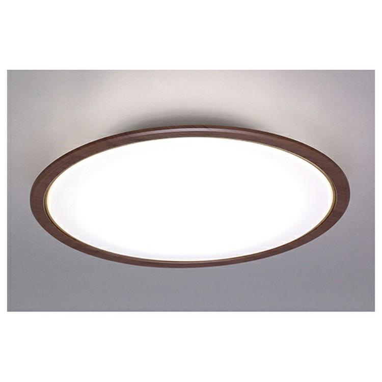シーリングライト LED 12畳 天井照明 電気 おしゃれ 調色 CL12DL-5.0WF 器具 木調フレーム セットアイリスオーヤマ