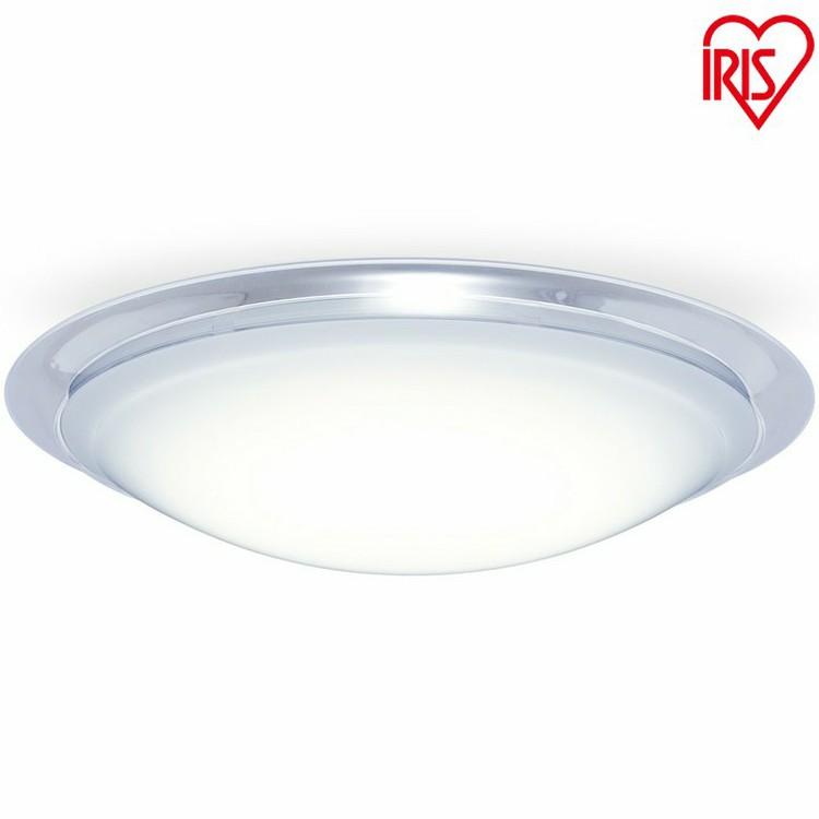 LEDシーリングライト 天井照明 上質 ディスカウント 電気 おしゃれ メタルサーキット CL8DL-FRM 8畳 調色 アイリスオーヤマ