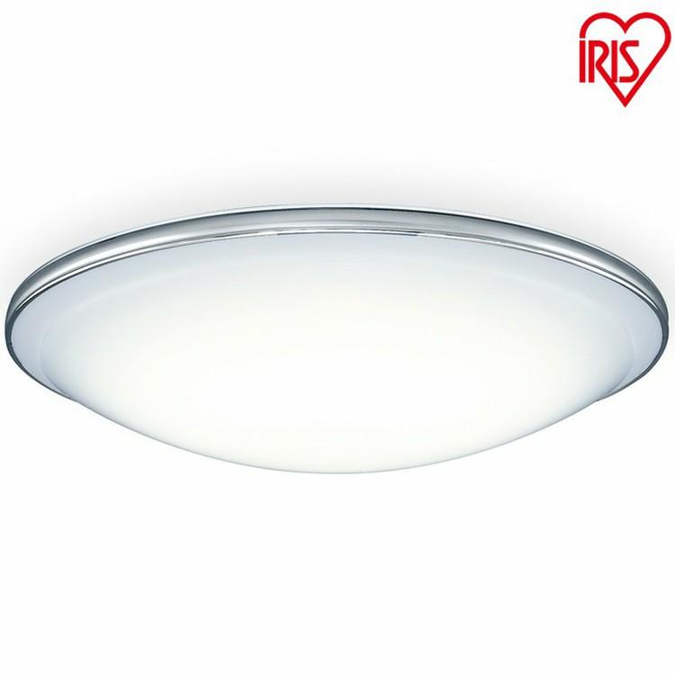 LEDシーリングライト 天井照明 電気 おしゃれ メタルサーキット デザインリングタイプ 8畳 調色 CL8DL-PM アイリスオーヤマ