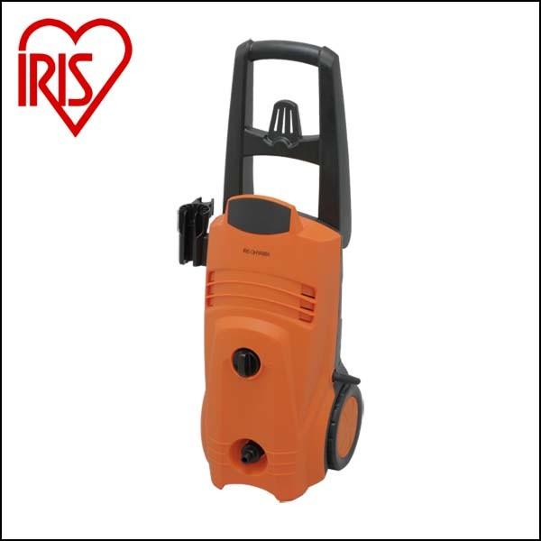 高圧洗浄機 FIN-801PE-D(50Hz 東日本専用)・FIN-801PW-D(60Hz 西日本専用) オレンジ  水圧 クリーナー 高圧 掃除機 あす楽 [公式ショップ限定保証] アイリスオーヤマ[iriscoupon]