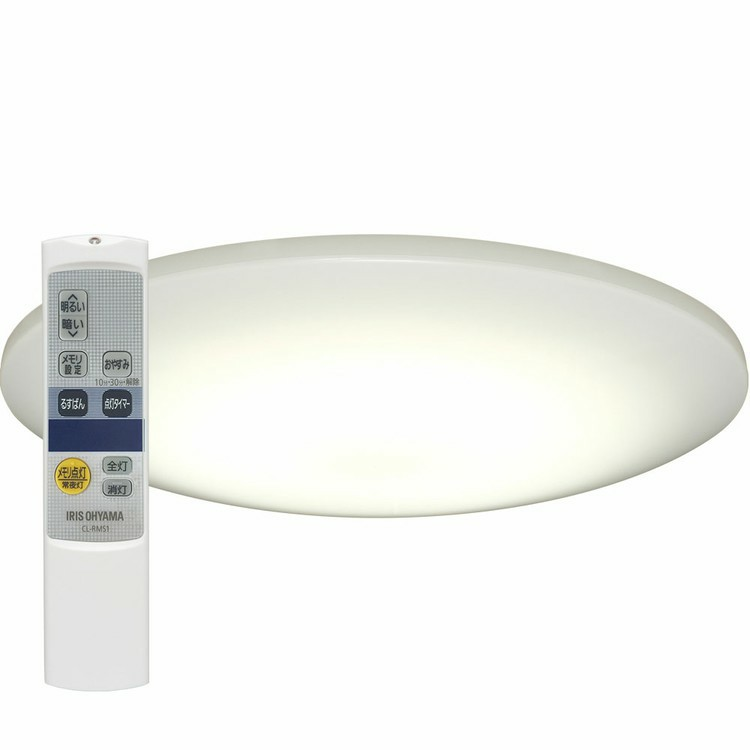 LEDシーリングライト 6.0 薄型タイプ 8畳 調光 AIスピーカーRMS CL8D-6.0HAIT メタルサーキット 明かり 灯り リビング ダイニング 寝室 照明 照明器具 ライト 省エネ 節電 スマートスピーカー対応 GoogleHome AmazonEcho 調光 アイリスオーヤマ[cpir]