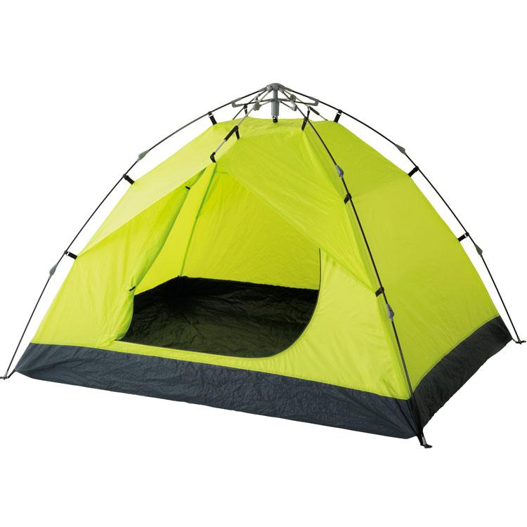 かんたんルーム 200 NE1224送料無料 テント 簡単 2人用 サンシェード ワンタッチ ノースイーグル アウトドア シンプル キャンプ ノースイーグル 【D】