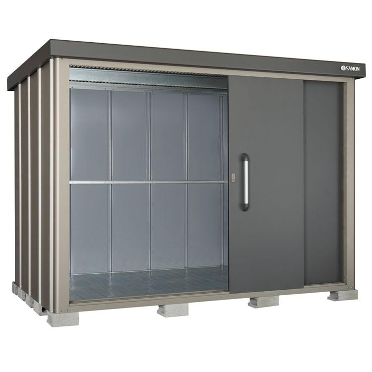 物置 SK8-130 送料無料 サンキン物置 SK8 収納庫 収納 一般地型 サンキン 【TD】【B】 【代引不可】