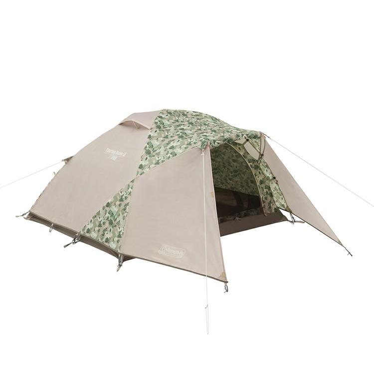 ツーリングドームLX ナチュラルカモ 2000035352 送料無料 キャンプ テント アウトドア コンパクト 簡単 コールマン 【D】