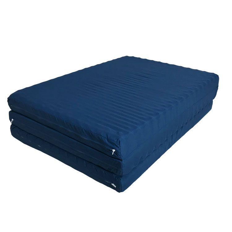 除湿バランスマットレス SL ブルー 送料無料 マットレス 除湿 湿気対策 敷布団 ブリヂストン 【TD】【B】 【代引不可】