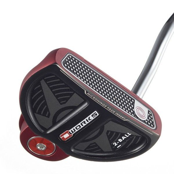 O-WORKS RED 2BALL SS PSTL34 730758525340 オデッセイ【D】