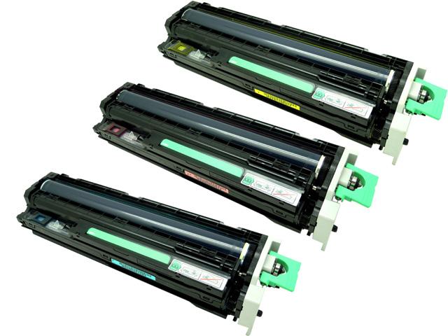 カラー3本セット !RICOH (リコー) SPドラムC820 C ・ C820 M・C820 Y 【高品質の国内リサイクルドラム・1年保証・即納可能】 ( Enex : エネックス Exusia : エクシア 再生ドラムカートリッジ )