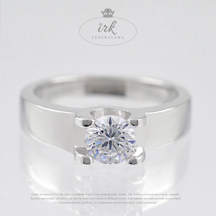 Iroak Gift Wife Related On One Ring Ring Lady S Silver Platinum