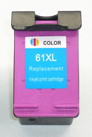 hp 61XL increase in quantity color ] ink residual quantity indication  ENVY,5530,4500,4504,OfficeJet4630, use