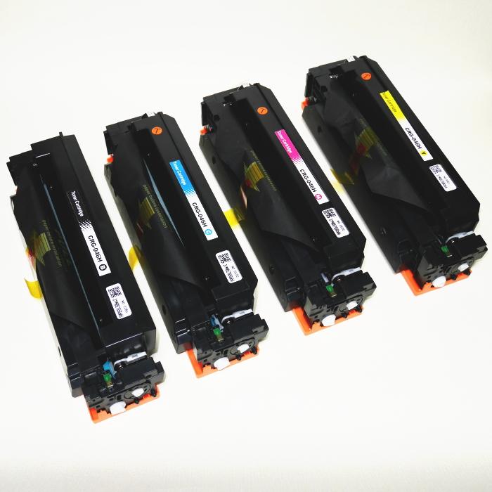 キヤノン互換 CRG-046H 大容量 トナー 4色お好みセット Satera LBP654C LBP652C LBP651C MF735Cdw MF733Cdw MF731Cdw 送料無料
