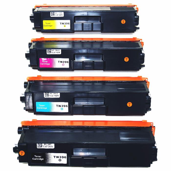 ブラザー互換 TN-396BK TN-396C TN-396M TN-396Y 色が選べる4色セット HL-L9200CDWT HL-L8350CDW HL-L8250CDN 送料無料
