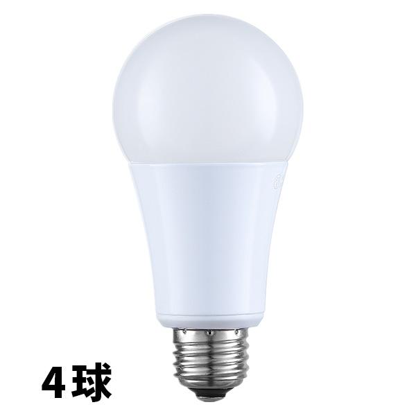 【4球】LED電球 ソレイユ T6-JL10 調光 調色 E26 560ルーメン 650ルーメン 40ワット相当 電球色 昼白色 明るい リモコン