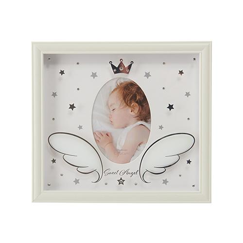 【Bambini*】エンジェルフォトフレーム写真立てフォトフレーム【20P03Dec16】【HLS_DUギフト】【天使赤ちゃん孫結婚祝いギフトおしゃれギフト母の日内祝い人気おすすめ】